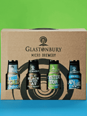 Glastonbury Ales Gift Pack