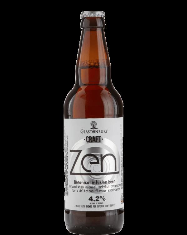 Glastonbury Ales Zen